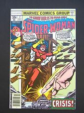 Spider-Woman #7  VF 1978  High Grade Marvel Comic