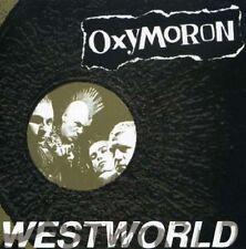 OXYMORON - WESTWORLD CD (1999) GMM RECORDS / US-IMPORT / STREETPUNK