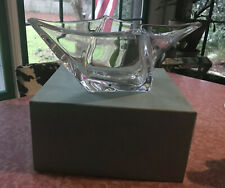 Hoya Crystal Bowl Never Used in original box