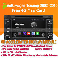 Android Multimedia Player for VW Touareg 2002-2010 DVD GPS Navi Radio Stereo