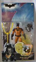 NEW Batman DARK Knight Electro-Net BATMAN 4+ Collect DC Mattel Figure Vintage