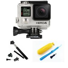 Gopro Hero4 BLACK Edition 4K Action Camera Camcorder CHDHX-401. Freeshipping!