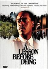 Lesson Before Dying 0026359157028 With Don Cheadle DVD Region 1