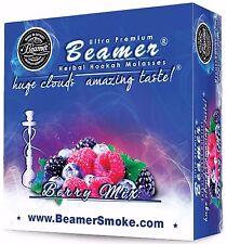 Berry Mix Beamer Molasses 50g Hookah Shisha Nargila pipe Tobacco Free USA