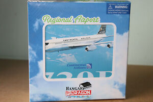 DRAGON WINGS 1:400 BOEING 720B - CONTINENTAL AIRLINES 56154