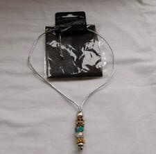 Beauty Charm Round Costume Necklaces & Pendants