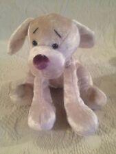 "Ganz Birthstone Pups Opal October Plush Stuffed Beanie Dog RARE 6"""