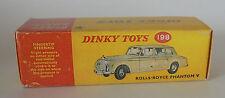 REPRO BOX DINKY n. 198 Rolls Royce Phantom V