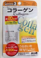 Daiso Collagen supplement 20days Made in Japan