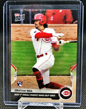 2021 Topps Now #8 Jonathan India Makes Debut For Reds Rookie Card RC In Hand