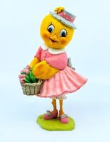 Bethany Lowe Designs: Easter; Tulip Chick, Item# 9013