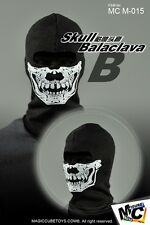 Magic Cube 1/6th Scale Balaclava Mask Style B