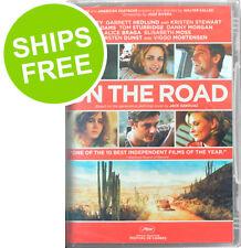 On the Road (DVD, 2013) New, Sealed, Kristen Stewart, Sam Riley, Viggo Mortensen