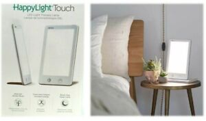 Verilux HappyLight Touch LED Light Therapy Lamp COSTCO#1515080