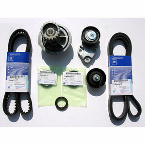 Timing Belt Kit For GM Chevrolet Optra/ Lacetti/ Suzuki Forenza 1.5 1.6 DOHC OEM