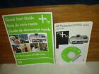 HP Photosmart D7300 Series Printer User Guide + Version 7.0.1 CD + Quick Guide