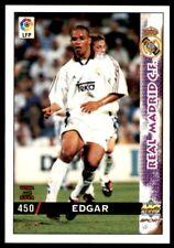 Mundicromo las inte de la Liga 98 99 Edgar Real Madrid Nº 450