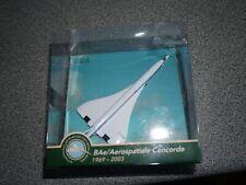 CORGI BAE AEROSPATIALE CONCORDE 1969 - 2003 DIE CAST MODEL NEVER OUT OF BOX