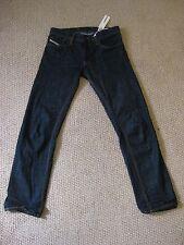 Diesel WAYKEE 27x30 Men's Jeans 0807R Regular Straight NWT was $198