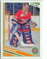 PATRICK ROY OLDTIME VINTAGE LOOK OPC CARD MONTREAL CANADIENS ... ONE LEFT!