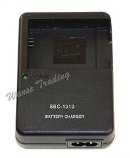 Hot SBC-1310 Camera Battery Charger For Samsung NX10 NX100 NX5 NX11 NX20 NX55