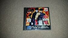 Kensei Sacred Fist Sony Playstation 1 PS1 Game