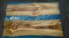 Esstisch Küchentisch Couchtisch massiv baumholz Epoxid Kunstharz