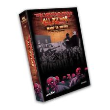 The Walking Dead Made to Suffer Expansion (Englisch) All Out War Mantic Games
