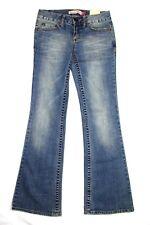 Aeropostale Hailey Juniors Skinny Jeans Flare Denim Stretch Pants Size 00 R