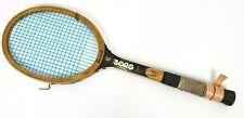 Tournament Used Vintage Bjorn Borg Personal Ash Wooden Bancroft Tennis Racquet