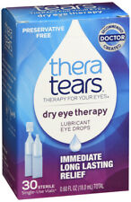 THERATEARS PF EYE DROPS 30CT UD