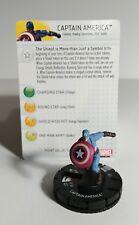 Captain America #012 Rare Heroclix - Winter Soldier Movie Steve Rogers Mint Look