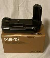 Nikon MB-15 Multi Power High Speed Battery Pack Grip for F100