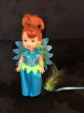 Barbie Kelly Shelly Rapunzel Lorena Peacock Princess Doll