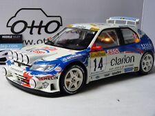 Peugeot 306 Maxi Otto 1:18 Escala Rally Monte Carlo Delecour Raro Nuevo 1/18 OT546