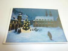 "vintage blank greeting cards  ARS SACRA Schönermark""German Christmas"" ""132"""