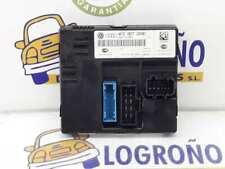 4F0907289D 4F0907289D Modulo confort AUDI A6 BERLINA (4F2) 3.0 TDI 334188