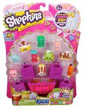 Shopkins Season 2 12-Pack Baby Fluffy Rare Shopping Bags Girls Gift NEW Edition
