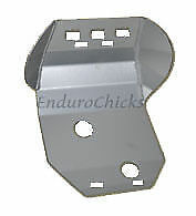 Ricochet Aluminum Skid Plate - Husqvarna TE 610 & TE 630 (2005-2014), Part #461