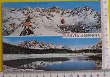 Lombardia – Funivia al Bernina - Sondrio 15505