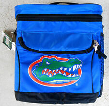 NEW WITH TAGS NWT GATORS 18 CAN COOLER ALLIGATOR LOGO, COLLEGE FOOTBALL TEAM