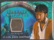 Stargate Atlantis 3&4 Costume Card John Sheppard 2