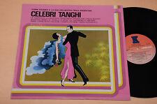 LP BALLO LISCIOI CELEBRI TANGHI ITLAIA 1979 NM ! MAI SUONATO !!