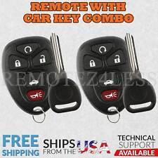 2 Remote for 2007-2010 Pontiac G5 Keyless Entry