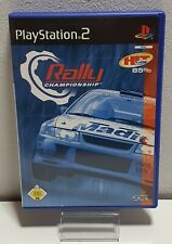 Rally Championship - PS2 OVP+Anleitung   A8910