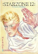 More details for david bowie starzone number 12 international mag 36 pages 1984 june/july oop