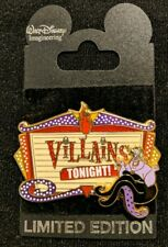Disney WDI Ursula Villains Tonight Marquee LE 300 Pin 78519