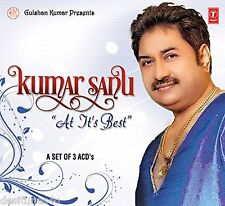 KUMAR SANU - AT ITS BEST - BOLLYWOOD ORIGINAL COMPILATION CD - FREE POST