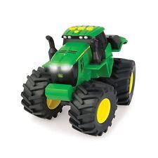 "Britains - 6"" Lights And Sounds Tractor John Deere Preschool Toy"