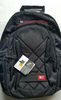 Case Logic 13-15 Inch Laptop Macbook Backpack Bag DLBP114 Black NWT